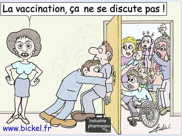 Faux débat sur les vaccins: lettre ouverte de René Bickel à Marisol Touraine