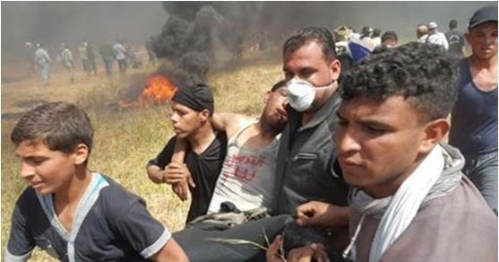 """""""Les massacres de Gaza n'arrêteront pas le combat du peuple palestinien pour la liberté"""", PC d'Israël"""