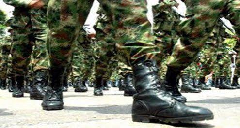 Resultado de imagen de servicio militar obligatorio españa