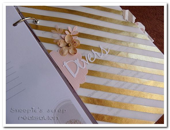 Wedding planner Camille & Charbel - Blanc, rose, beige & champagne