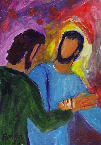 Pour Vous Qui Suis-je : suis-je, Suis-je?, 8/27-35, Aubonheurdedieu-soeurmichele