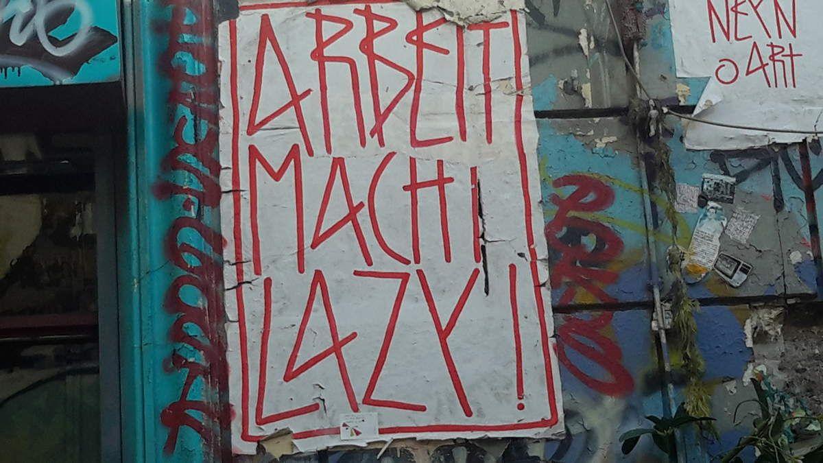 Milan, Londres, Paris 20ème: Ma rue est un musée