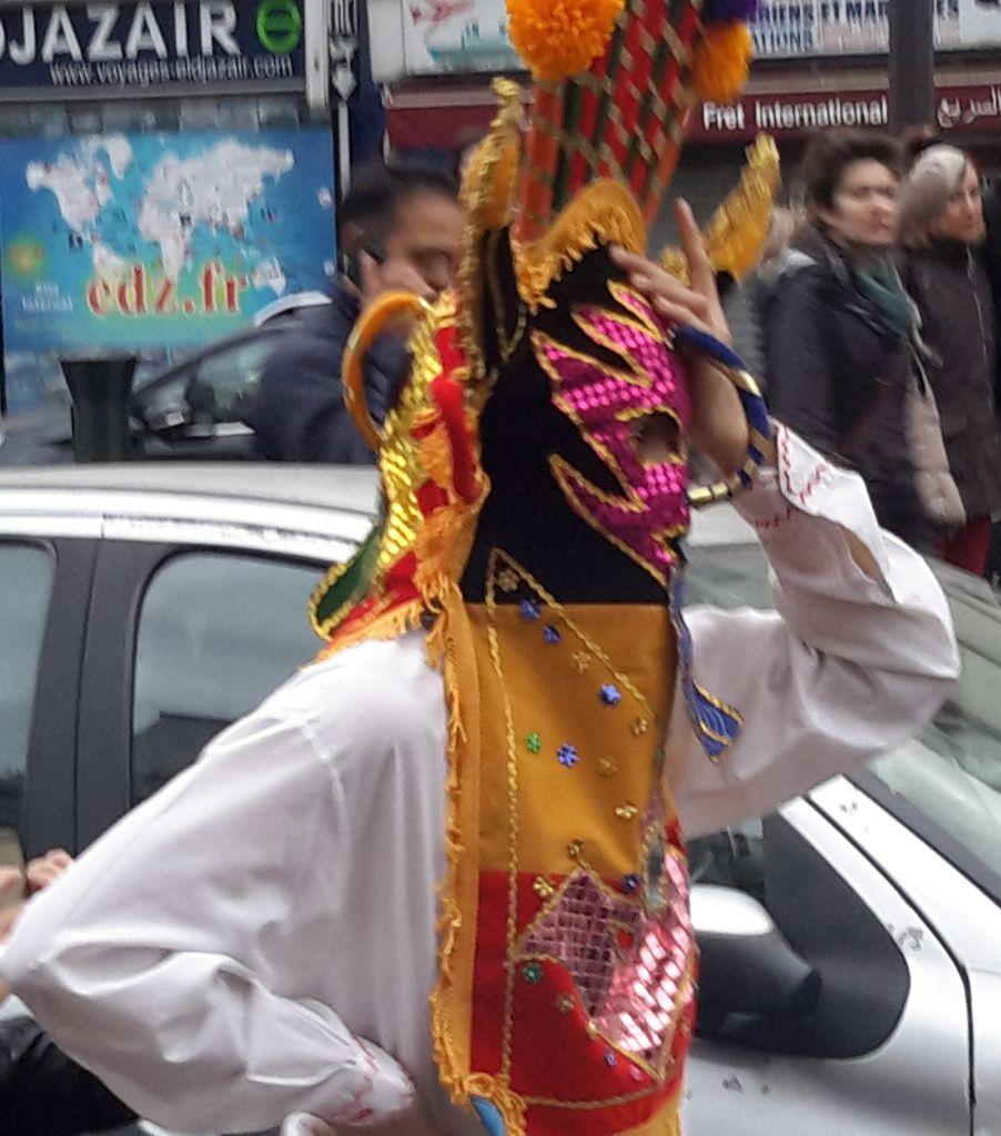 CARNAVAL à PARIS  2017