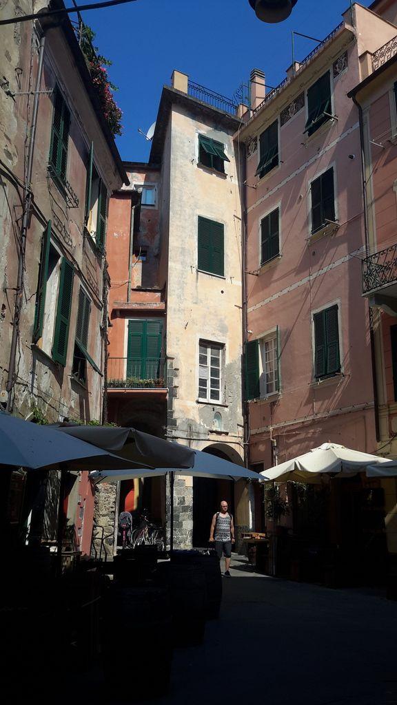 Sept jours à Cinque terre (Italie)