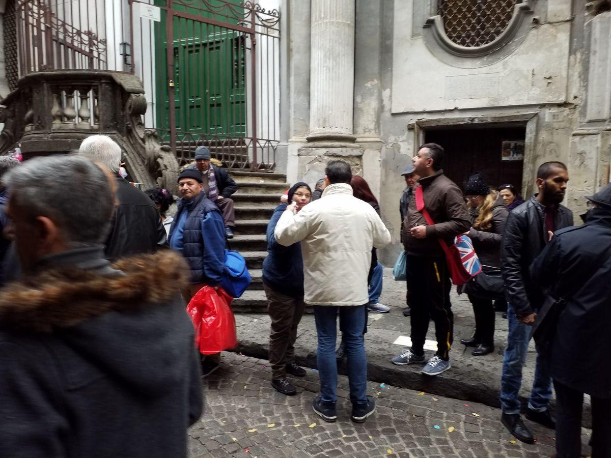 Bref séjour à Naples et environs...