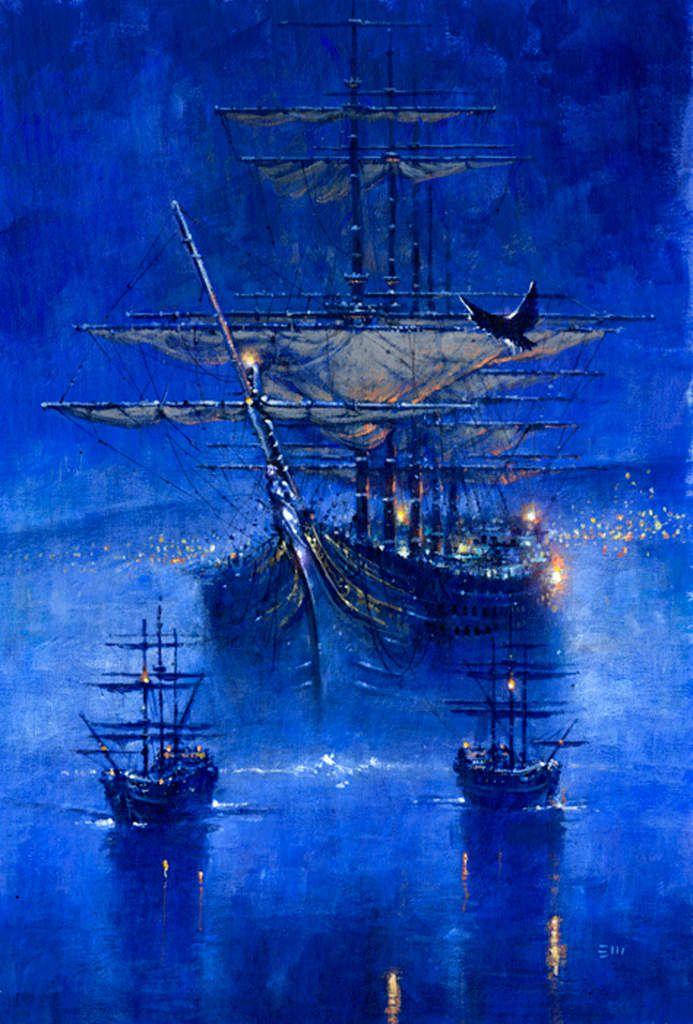 Le Voilier De William Blake : voilier, william, blake, Voilier, Poème, William, Blake, Chemin, Deuil