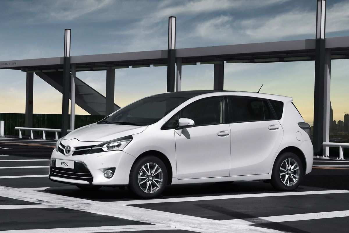 hight resolution of 2016 toyota verso review