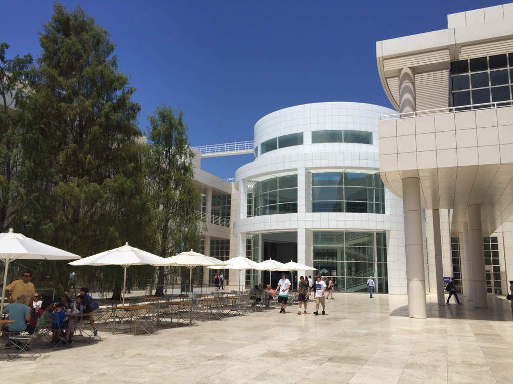 5me Jour Le Getty Center Venice Beach Et Santa Monica
