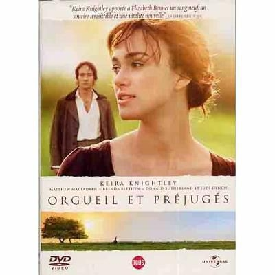 Orgueil Et Prejugee Film Vs Livre Carnet De Bord Litteraire