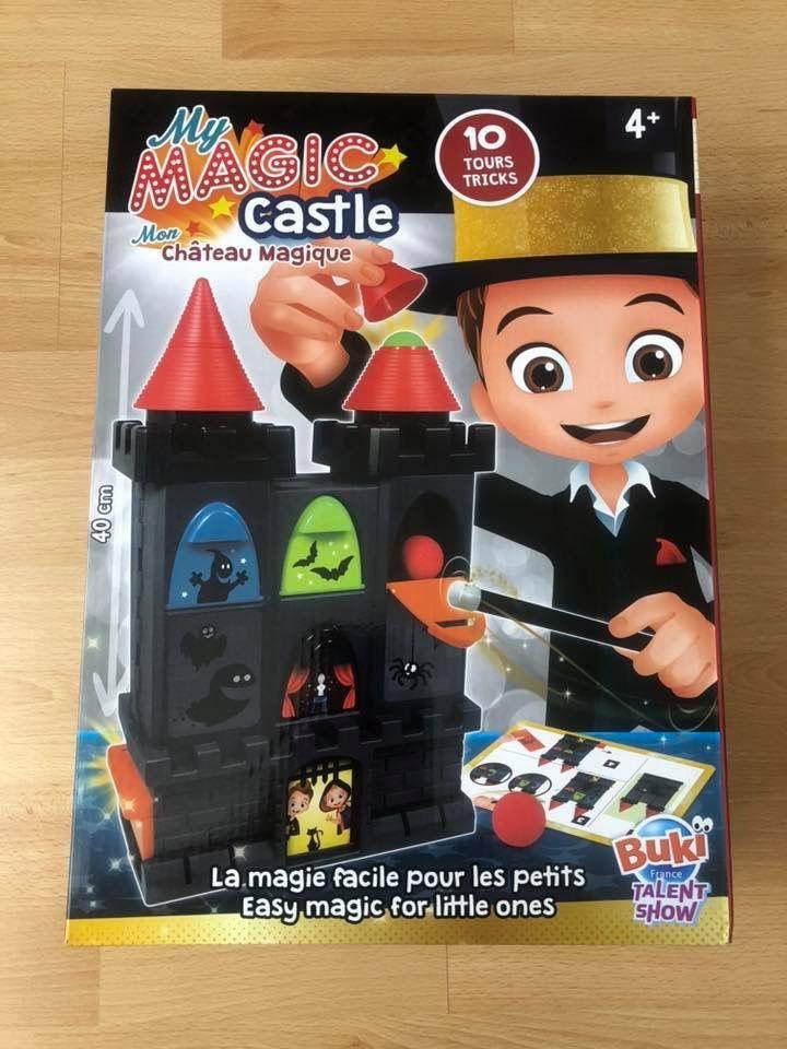 Tour De Magie Facile Pour Petit : magie, facile, petit, Château, Magique, L'aventure, Créative, Loulous