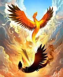 Phoenix Renait De Ses Cendres : phoenix, renait, cendres, Phénix, Poésie
