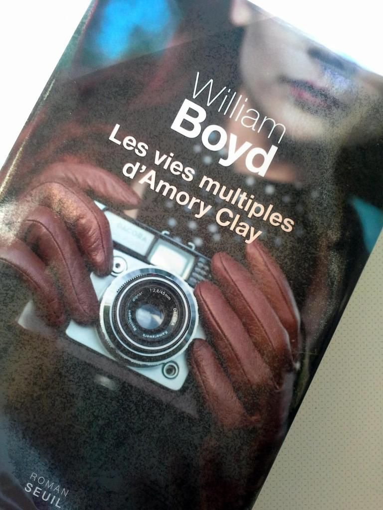 Les Vies Multiples D'amory Clay : multiples, d'amory, Multiples, D'Amory, William, Boyd., Lacavernedhaifa