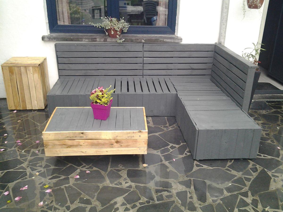 Beautiful Salon De Jardin Palette Facebook Photos - House ...