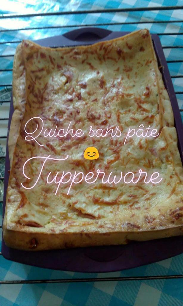 Quiche Sans Pâte Tupperware : quiche, pâte, tupperware, Quiche, Pâte, Tupperware, Speedy, Loloktupp.over-blog.com