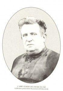 Abbé Delamarre.