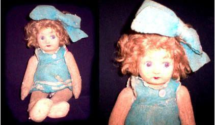 Pupa, une poupée plus vraie que nature.