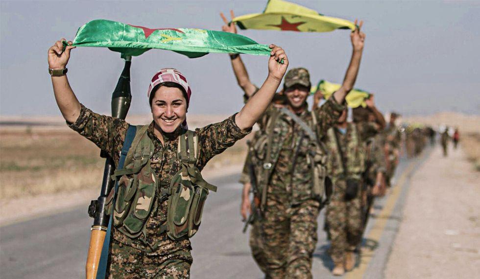 """Résultat de recherche d'images pour """"les kurdes en syrie"""""""