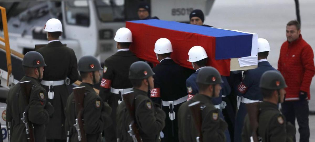 Crédits photo : UMIT BEKTAS/Reuters