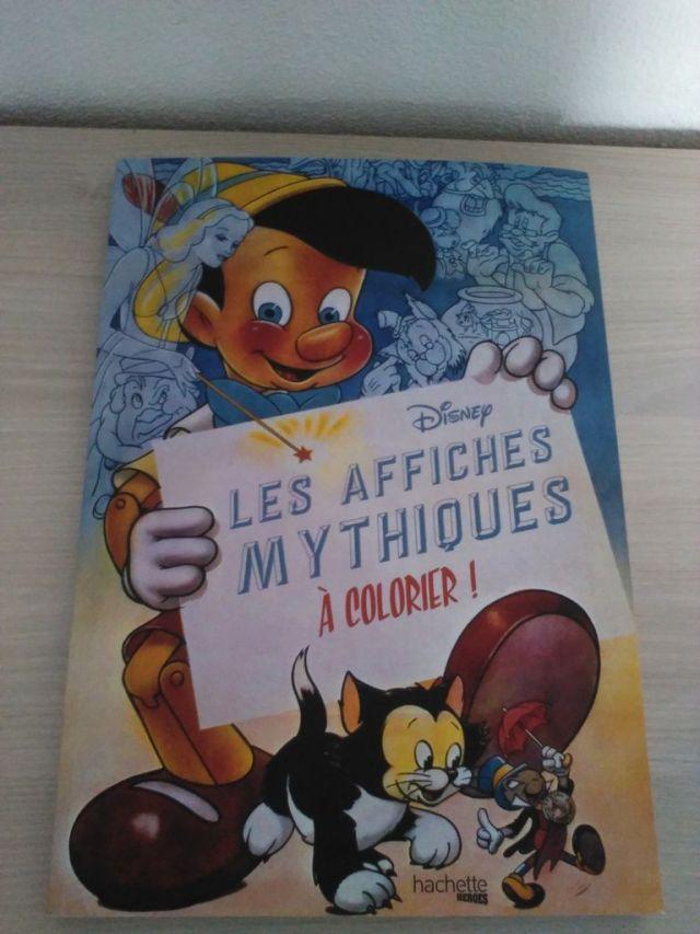 Ma collection de livres de coloriages: Disney et autres - My Fairy