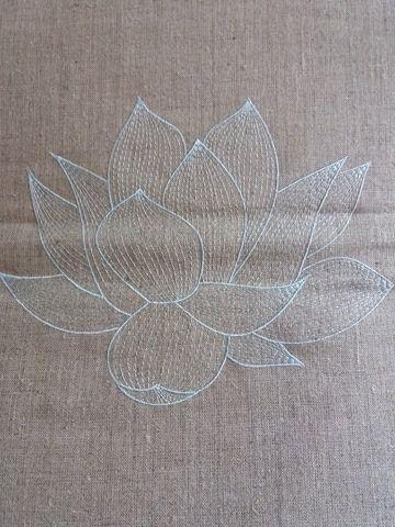 mon tapis d acupression champ de fleurs