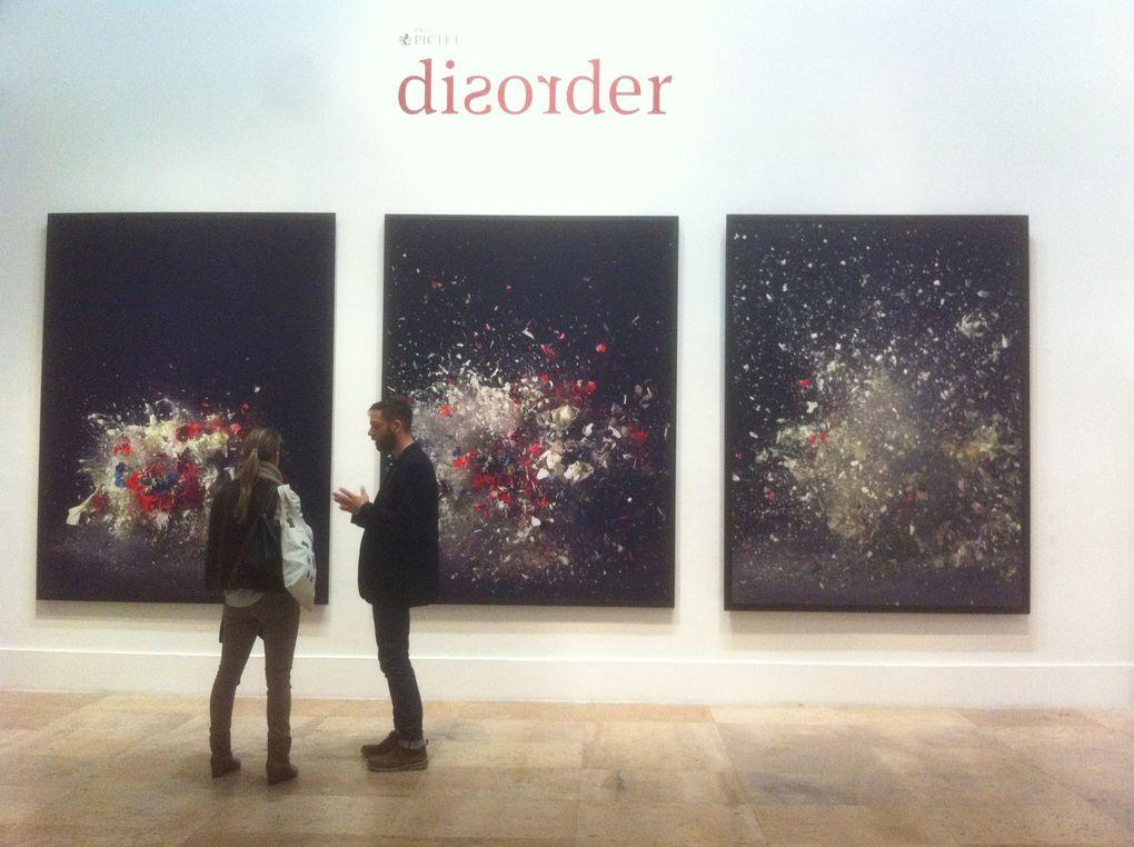 © Culture Access - Exposition DISORDER @u Musée d'art moderne de la ville de Paris.