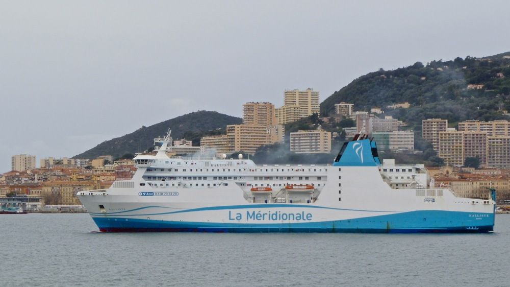 Loi travail : préavis de grève de la CGT Marins en Méditerranée