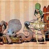 [Chronique] Walking your octopus, de Brian Kesinger - Chroniques des mondes hallucinés