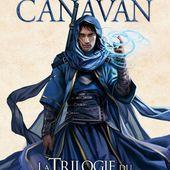 [Chronique] La trilogie du magicien noir. 2, La novice, de Trudi Canavan - Chroniques des mondes hallucinés