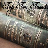 Top Ten Tuesday #26 - Chroniques des mondes hallucinés