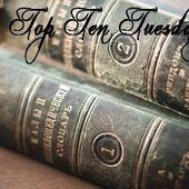 Top Ten Tuesday #27 - Chroniques des mondes hallucinés