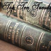 Top Ten Tuesday #31 - Chroniques des mondes hallucinés
