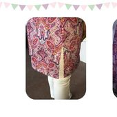 Tuto Kimono - Viny DIY, le blog de tutoriels couture et DIY.