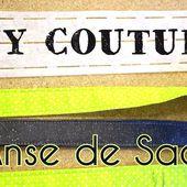 Coudre Facilement des Anses de Sac - Tuto Couture DIY - Viny DIY, le blog de tutoriels couture et DIY.