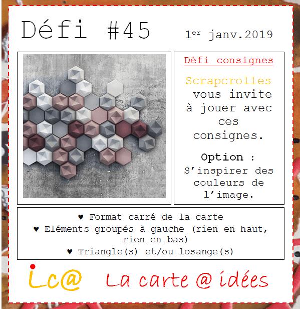 Défi#45
