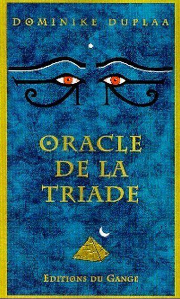 Livre Oracle De La Triade Pdf Gratuit : livre, oracle, triade, gratuit, L'oracle, Triade, Sagesse, Créativité, Holistiques