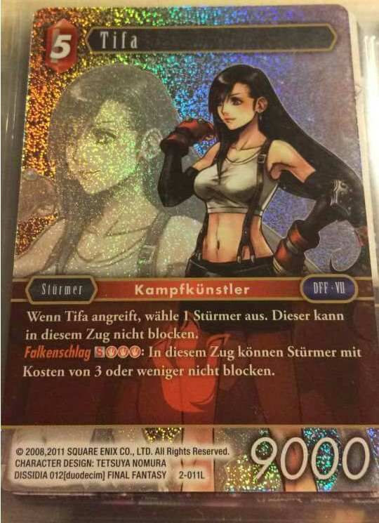 Forum Final Fantasy Trading Card Game