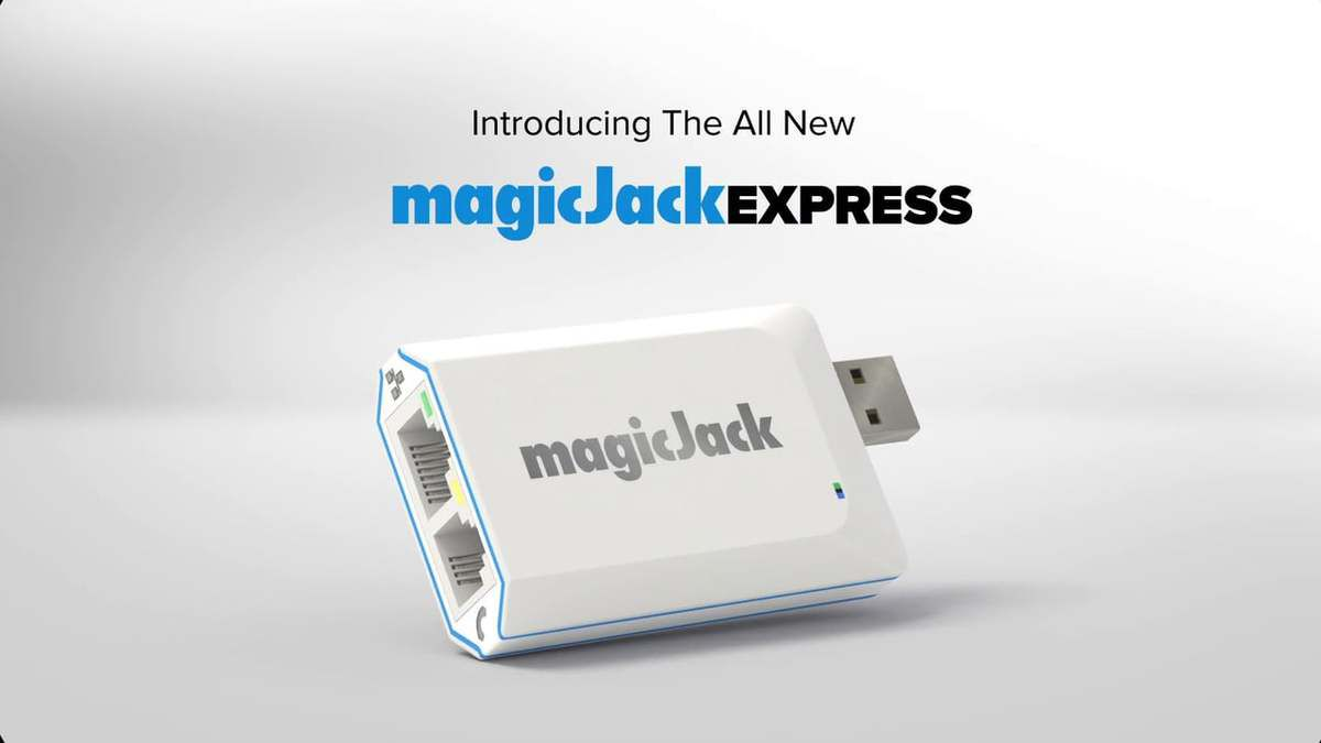 hight resolution of magicjack installation