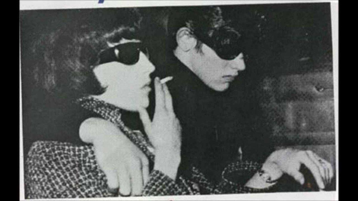 Qui est le jeune couple présent sur la pochette de Goo de Sonic Youth ?