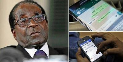 Mugabe appoints Facebook and Whatsapp Minister