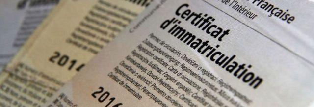 Refaire sa carte grise en ligne et certificat de conformité