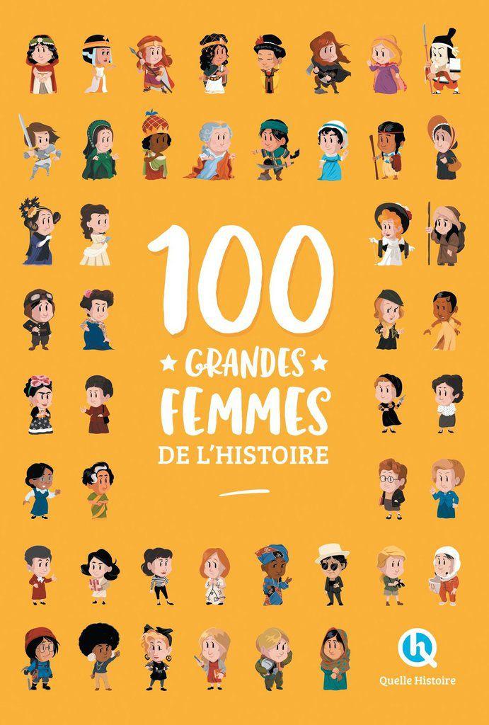 Grandes Femmes De L Histoire : grandes, femmes, histoire, Grandes, Femmes, L'histoire, Bruno, Wennagel, Mathieu, Ferret, Ressources, Jeunesse