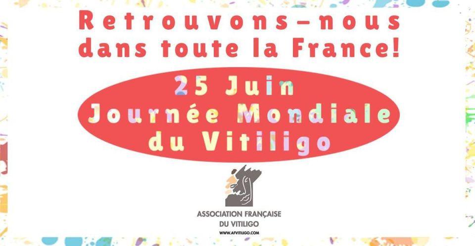 25 juin, Journée mondiale du vitiligo