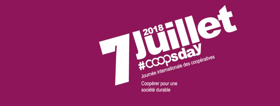7 juillet, Journée internationale des coopératives