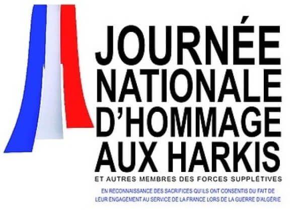 25 septembre, journée nationale d'hommage aux Harkis
