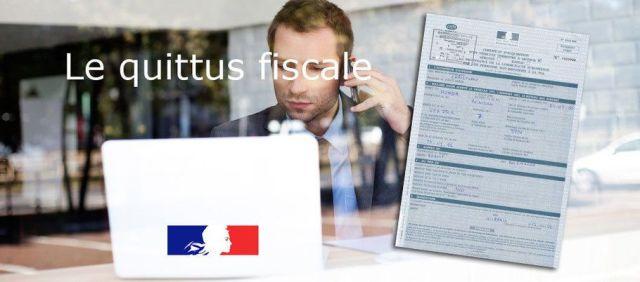 Qu'est-ce que le Quitus fiscal?