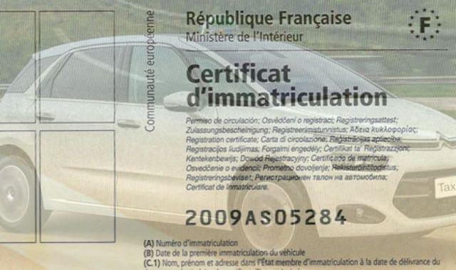 Les démarches à suivre pour immatriculer sa voiture achetée à l'étranger