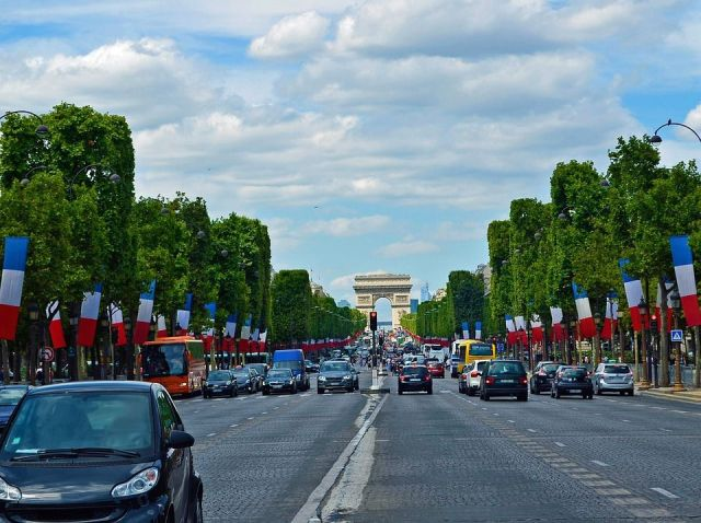 Les voitures les plus vendues en France