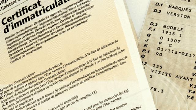 Le certificat de conformité