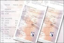 certificat de conformité pour carte grise voiture importée