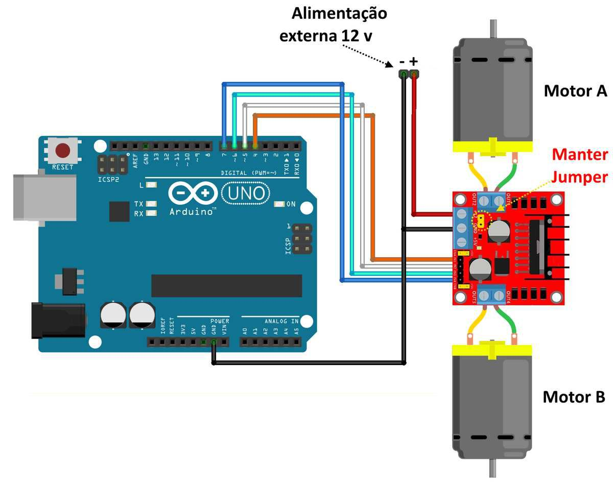 Diagram This Stepper Motor Driver Circuit Require Two A3952s Circuits